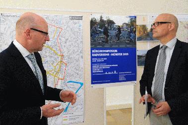 Bürgersymposium Radverkehr