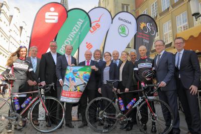 Gemeinsam für den Giro