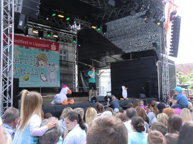 ©  - Altstadtfest - Bühnenprogramm herrH