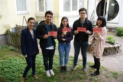 Kulturübersetzer an Schulen