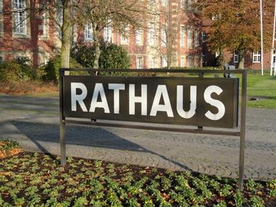 ©  - Rathaus Borken