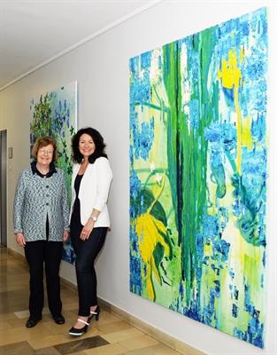 Ausstellung Anetta Küchler-Mocny
