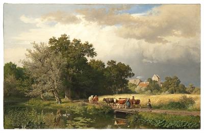 Heinrich Deiters: Nach dem Regen