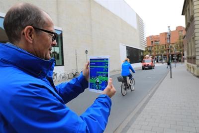 Mobilitäts-App