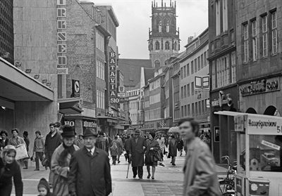Ludgeristraße 1970