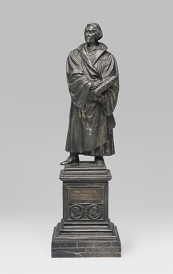 Luther Statuette