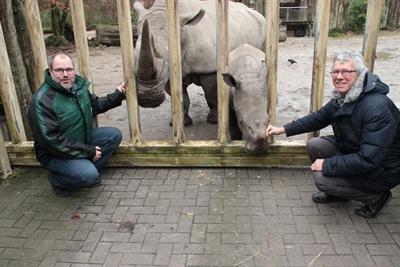 Nashorn-Patenschaft