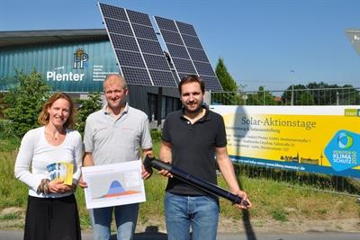 Solar-Aktionstage Wolbeck