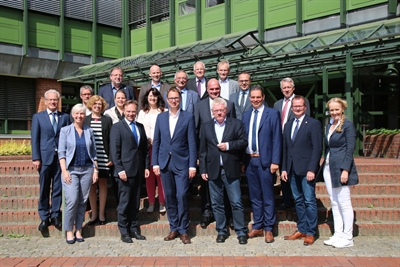 ©  - Kommunen im Kreis Borken unterbrechen Aufnahmestopp, weil Flüchtlingsminister Stamp einlenkt