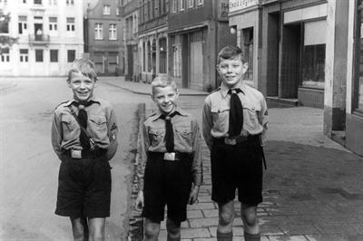 Hitlerjugend Ausstellung - Aegidiiviertel