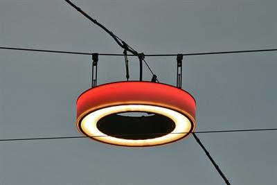 Neue Beleuchtung Untere Königssstraße/Bild 1