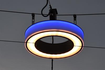 Neue Beleuchtung Untere Königssstraße/Bild 2