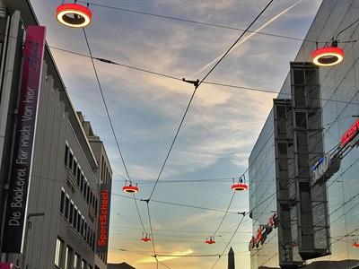 Neue Beleuchtung Untere Königssstraße/Bild 4