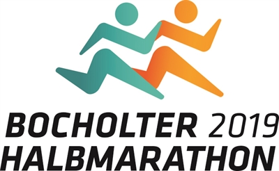 ©  - Logo zum Halbmarathon in Bocholt - Version 1
