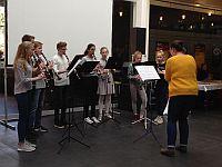 ©  - Klarinettenchor der Kreismusikschule Viersen