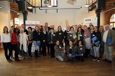 Zukunft planen: Tagungsteilnehmer