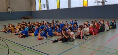 Handballturnier Grundschulen