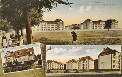 ©  - Kasernenbauten Hanau
