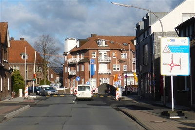 Hiltruper Straße Wolbeck