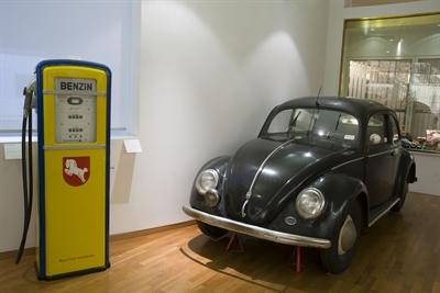VW Käfer 1950
