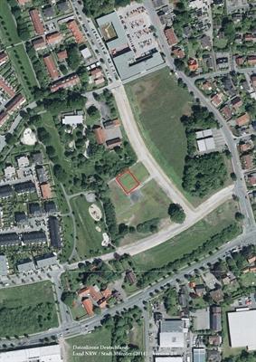 Luftbild Brockmannstraße Mecklenbeck