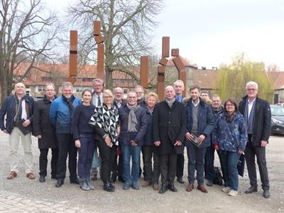 © Stadt Wolfsburg - Besuch Kulturausschuss in Halberstadt