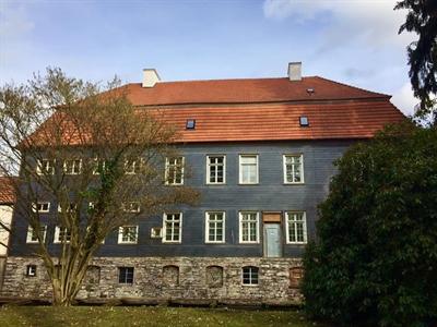 ©  - Das 1807 erbaute Gut Rödinghausen wird momentan saniert. Im Sommer wird es dann als Industriemuseum eröffnet.