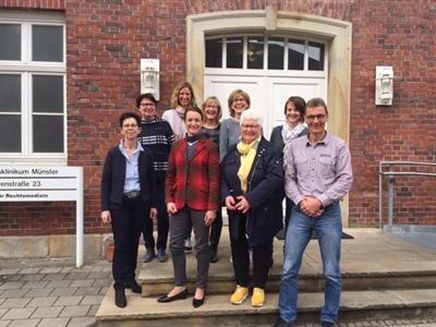 ©  - Treffen AG Recht Institut für Rechtsmedizin Münster