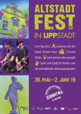 ©  - Plakat Altstadtfest