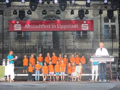 ©  - Gottesdienst Altstadtfest