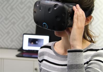 © Münsterland e.V. - Mit VR-Brille in eine andere Welt