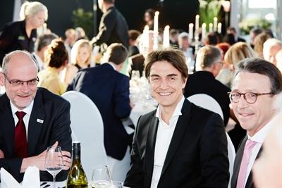 © WFL GmbH - Prominenter Gast des Abends war der Lippstädter Matze Knop