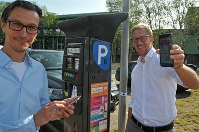 Handyparken - Bild 1