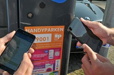 Handyparken - Bild 2