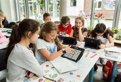 Tablets für Grundschulen