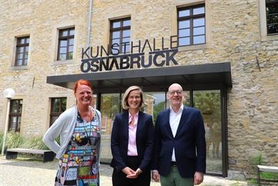 © Stadt Osnabrück, Silke Brickwedde - Kunsthalle