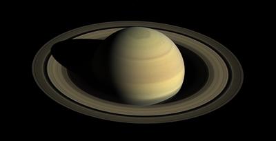 © NASA/JPL-Caltech/Space Science Institute - Saturn