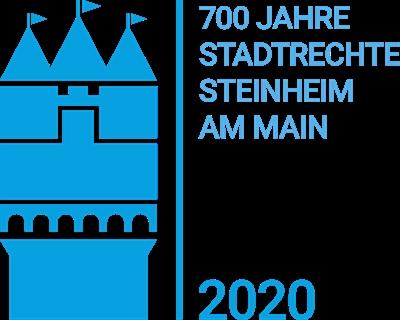 ©  - Logo 700 Jahre Stadtrechte Steinheim