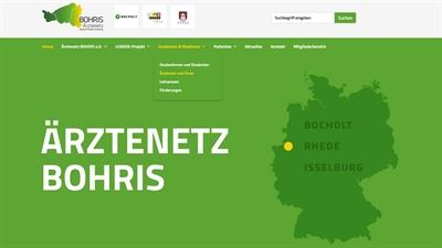 © Stadt Bocholt - Screenshot BOHRIS.net