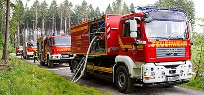 © Dirk Behrens/ Feuerwehr-Presseteam Kreis Soest