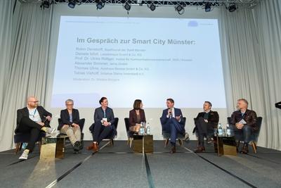 Smart City_Talkrunde