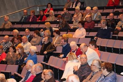 ©  - Publikum_Arzt-Patienten-Seminar