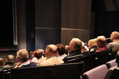 ©  - Publikum am Arzt-Patientenseminar