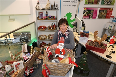 Aktionstag zur Tauschbörse für Weihnachtsschmuck