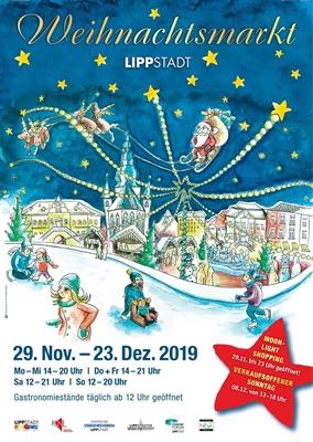 ©  - Weihnachtsmarkt Lippstadt 2019
