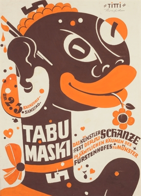 Hans Kraft: Tabu Maski