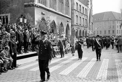 Münster 1970 - Deutscher Feuerwehrtag