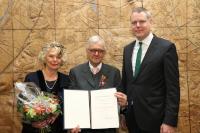 Bundesverdienstkreuz für Dr. Hans Kaiser