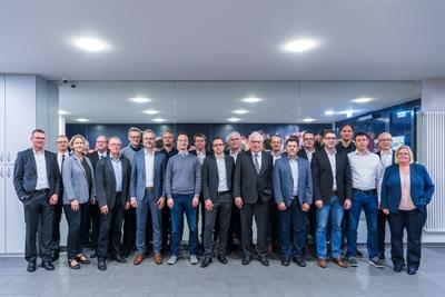 Treffen der IT-Leiter des Münsterlandes