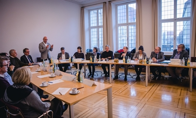 Klimapartnerschaft Münster-Monastir Steuerungsgruppe